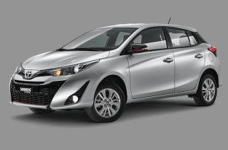 Llega Yaris Hatchback 2018