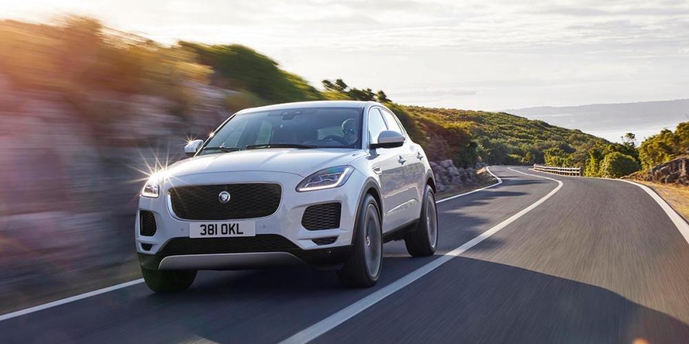 Jaguar Land Rover México con excelentes números a Marzo de 2018