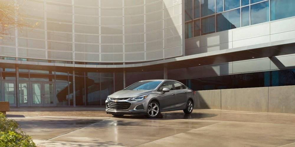 Chevrolet lanza varios modelos 2019 para nuestro mercado