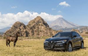 Alfa Romeo Stelvio TI 2018, la manejamos en México