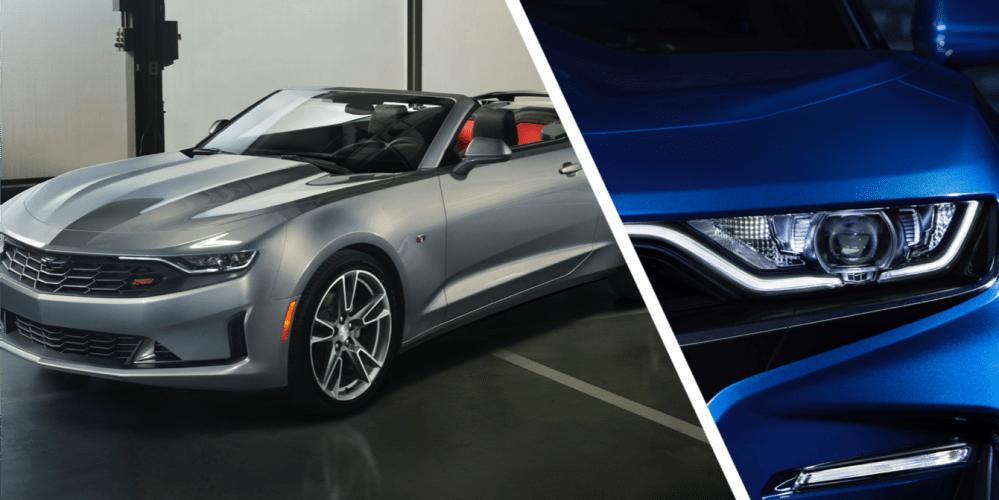 Chevrolet Camaro 2019 más poderoso y con nueva tecnología