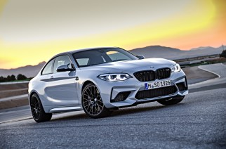 BMW M2 Competition 2019, ¡sublime!