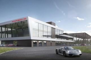 Porsche apertura un Experience Center en el autódromo de Hockenheim
