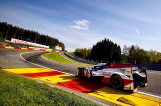 Toyota Hybrid hace el 1-2 con Alonso ganando en Spa-Francorchamps