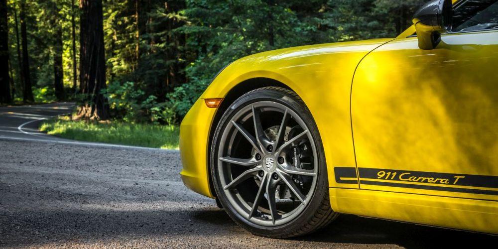 Revive el manejo purista de un 911: probamos el Carrera T.