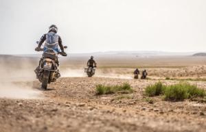 Listos los mexicanos que participarán en BMW Motorrad International GS Trophy 2018