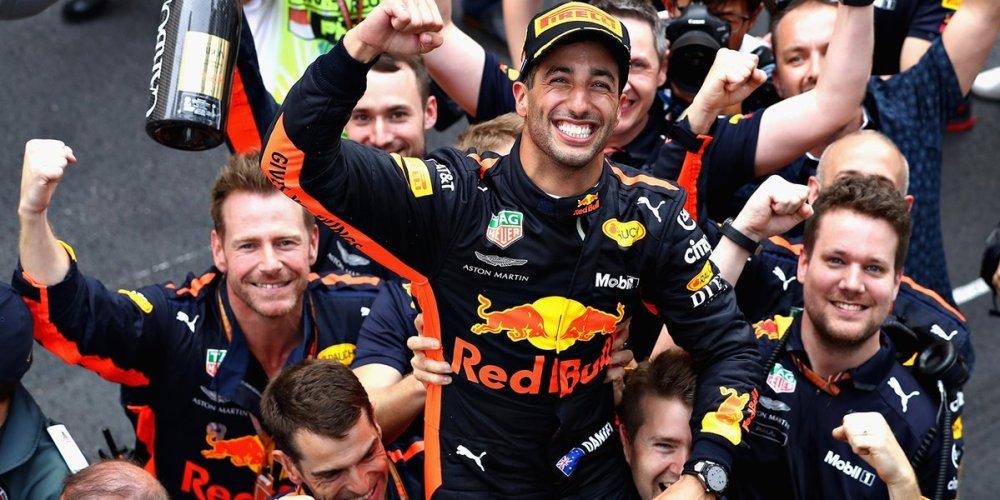 Daniel Ricciardo: nuevo príncipe de Mónaco