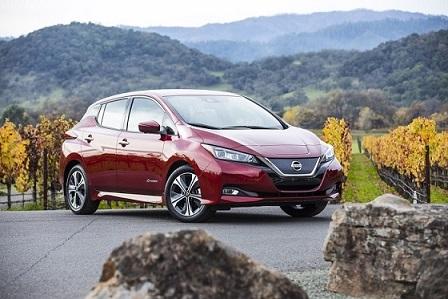 El Nissan LEAF de nueva generación con excelentes ventas a nivel mundial
