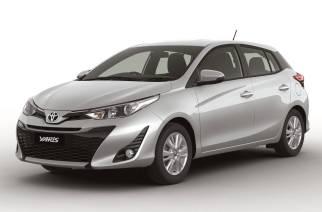 Toyota de México comercializa hasta 8,566 unidades al mes de abril de 2018