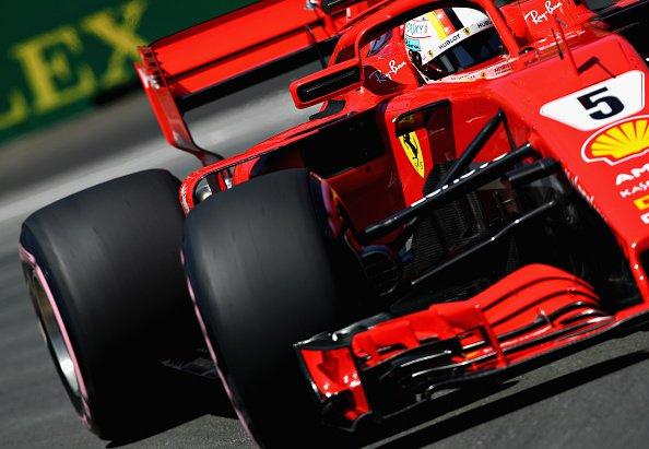 Vettel gana en Canadá y vuelve al liderato de F1