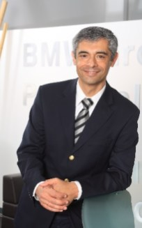 Helder Boavida, Presidente y CEO DE BMW Group Brasil.