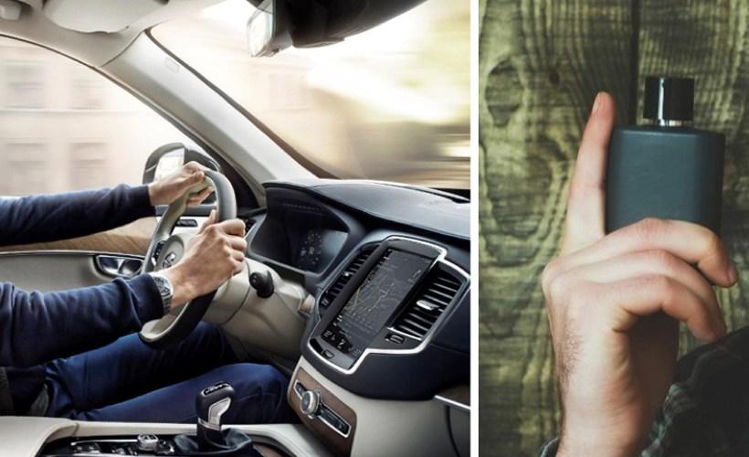 ¿Por qué no debes guardar tu loción en el auto?