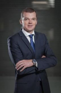 Rolf Epp, Presidente y CEO de BMW Group Argentina.