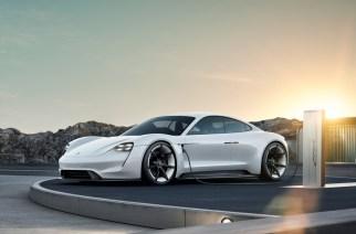 Porsche Taycan es el nuevo nombre de lo que conocimos como Mission E