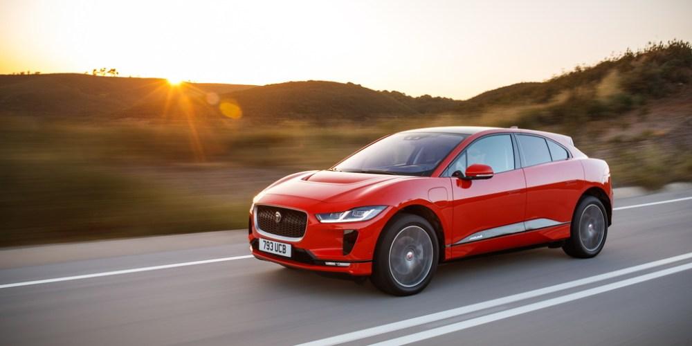 Jaguar i-PACE 2019, prueba de manejo internacional