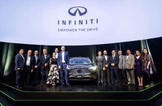 INFINITI da la bienvenida al nuevo QX50 2019, el mejor INFINITI jamás creado