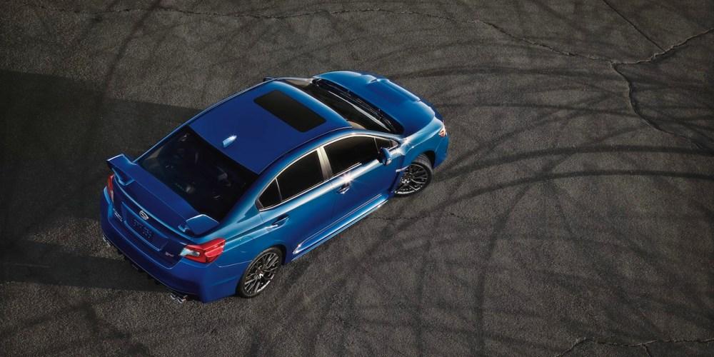 Subaru WRX STI TYPE RA-R Edición Especial, sólo 500 unidades para Japón