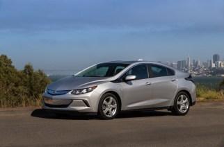 Chevrolet Volt 2019, ahora es más rápido cargarlo