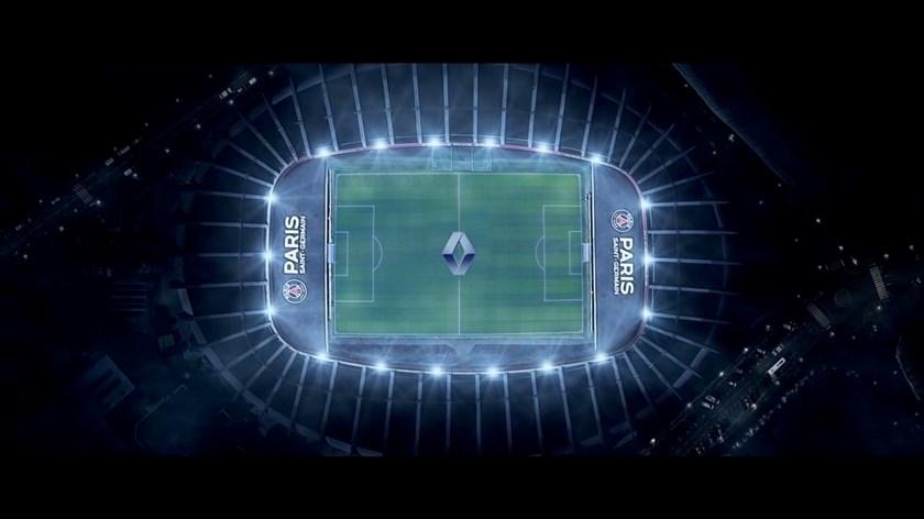 Renault se convierte en el socio oficial del Paris Saint-Germain