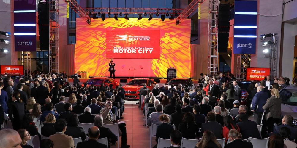 El Auto Show de Detroit podría cambiar de fecha a junio