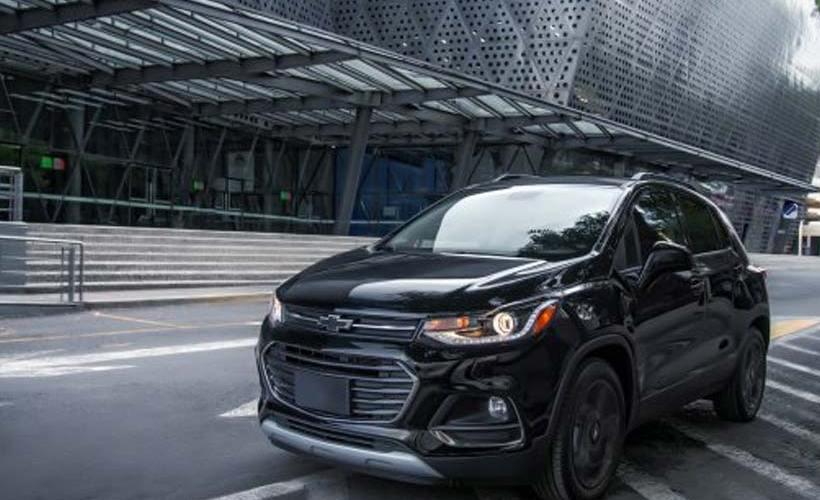 Expreso de medianoche Chevrolet Trax Midnight 2019
