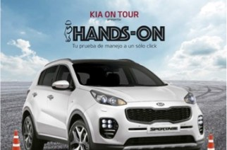 """Hands – On"" la plataforma interactiva de KIA Motors México"