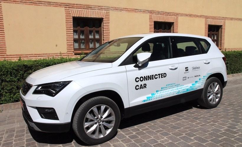 SEAT da el primer paso hacia las comunicaciones vehiculares V2X