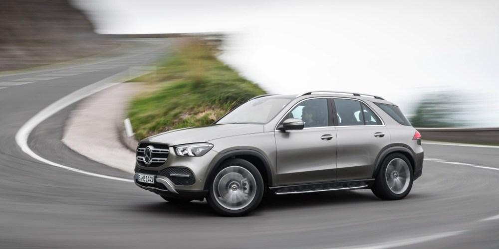 Así es la nueva Mercedes-Benz GLE