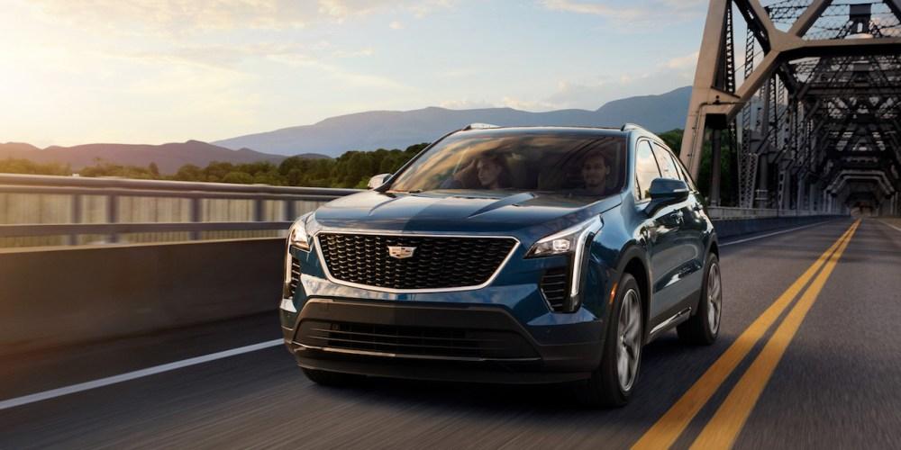 La bola de cristal: Cadillac XT4, a punto de conocerla en vivo