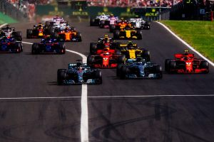 Los pilotos confirmados para la temporada 2019 de la Fórmula 1
