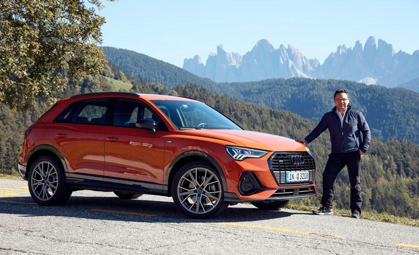 Nueva generación Audi Q3: primer manejo