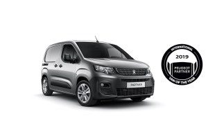 Peugeot Partner: International Van Of The Year 2019
