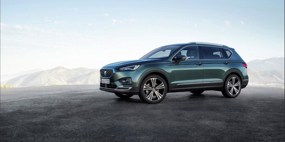 SEAT Tarraco, un SUV de siete plazas listo en Europa para su comercialización