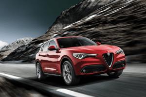 Stelvio, el primer SUV con herencia Alfa Romeo