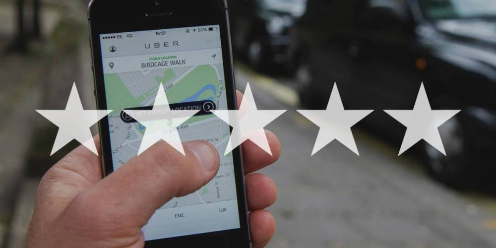 Tu mal rating como pasajero en UBER importa, es posible que te bloqueen de la app