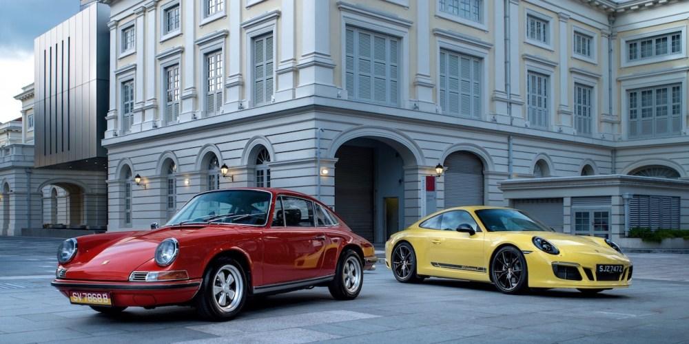 Viajero del tiempo: Porsche 911 Carrera T, 40 años después… como nuevo
