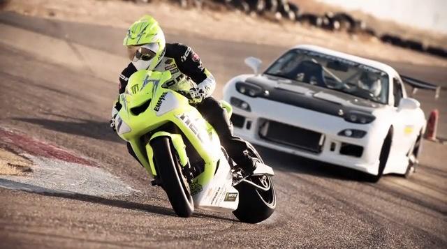 ¿Qué es más peligroso? andar en moto o en auto