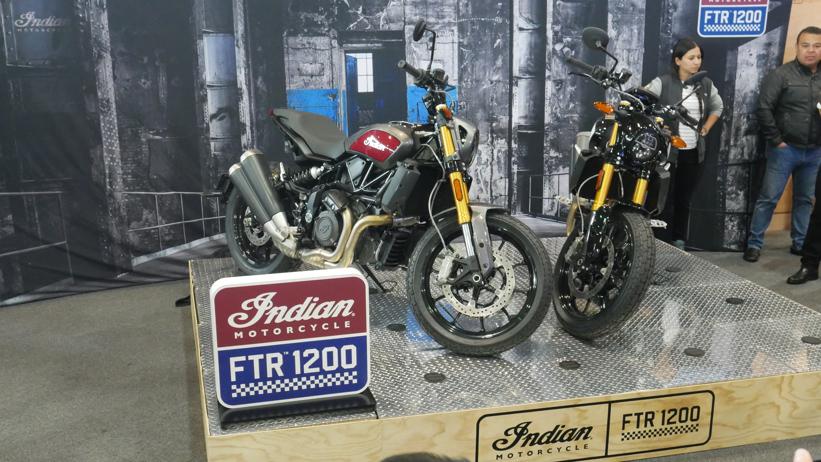 Indian FTR 1200 b