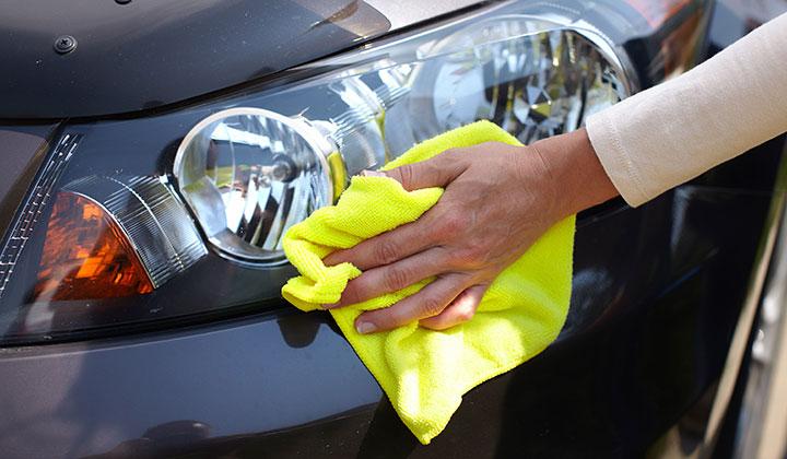 Como lavar tu auto sin usar agua, libra el gran corte de suministro en CDMX y Edomex