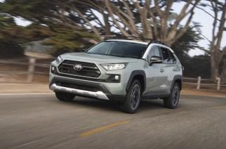 Auto Show de Los Ángeles 2018, Toyota RAV-4 2019, lista para conocerla