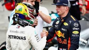 Lewis Hamilton lo gana todo para Mercedes en Brasil