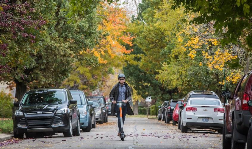 Ford entra al mundo de los scooters