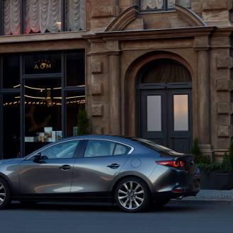 Mazda 3 2019-19