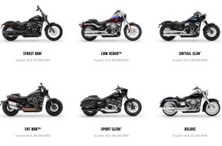 """Con """"Harley Moto Deals"""", regálate la moto que siempre has soñado"""