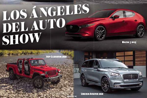 Los Ángeles del Auto Show