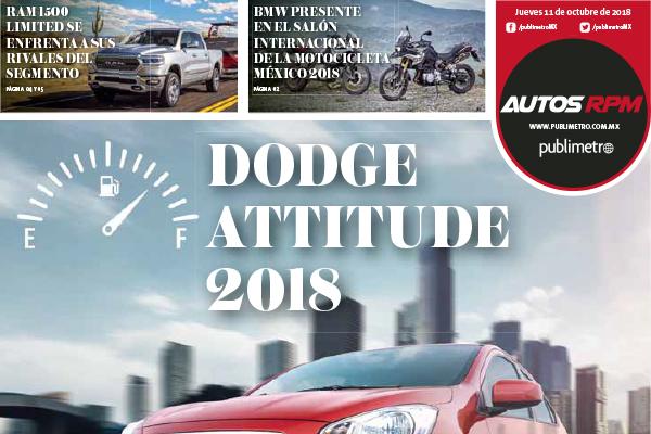 Dodge Attitude 2018
