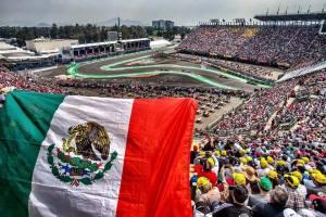 El Gran Premio de México haciendo historia