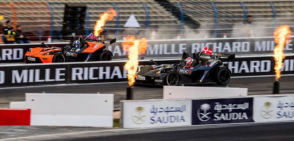 Esteban Gutiérrez confirmado para correr en la Race Of Champions