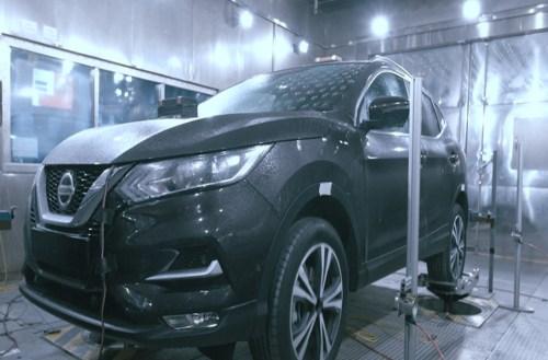 Nissan lleva al límite sus autos para ofrecer la mejor calidad a sus clientes