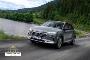 ¿Ya conoces la nueva Hyundai Nexo? ahora ha ganado un importante premio de seguridad